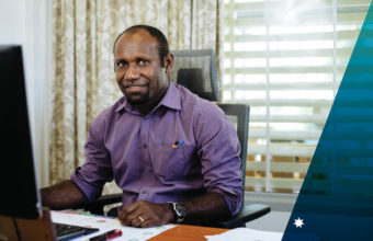 Adapting at the mantle of Vanuatu Skills Partnership